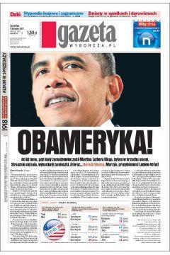 Gazeta Wyborcza - Białystok 260/2008