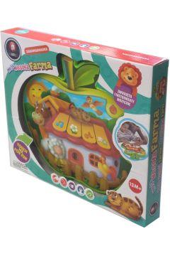 Tablet dla najmłodszych kszt.Jabłko ze zwierzątkami T-28 172360