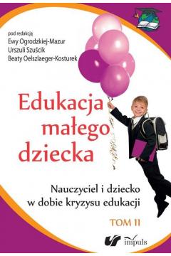 Edukacja małego dziecka T.11