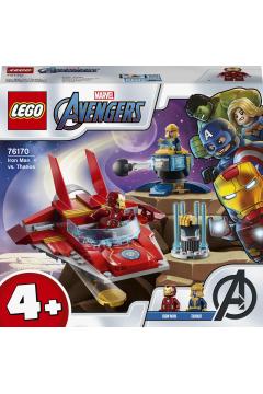Iron Man kontra Thanos 76170