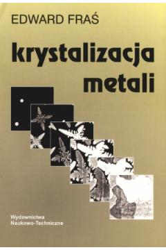 Krystalizacja metali