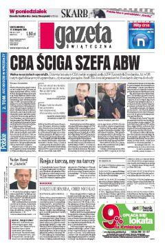 Gazeta Wyborcza - Opole 267/2008