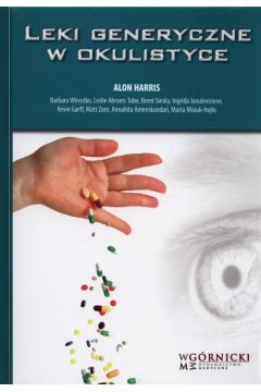 Leki generyczne w okulistyce