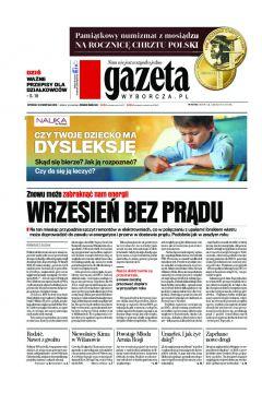 Gazeta Wyborcza - Warszawa 85/2016