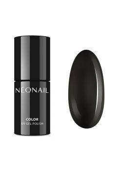 NEONAIL_UV Gel Polish Color lakier hybrydowy 2996-7 Pure Black