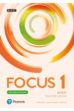 Focus Second Edition 1. Teacher's Book plus płyty audio, DVD-ROM i kod dostępu do Digital Resources