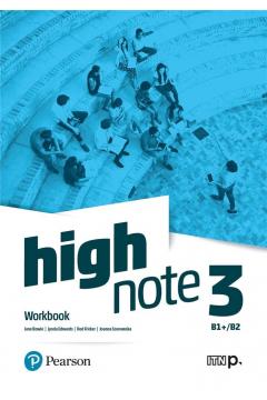 High Note 3. Workbook + kod (MyEnglishLab +Online Practice)