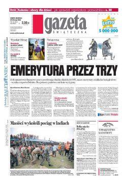 Gazeta Wyborcza - Łódź 124/2010
