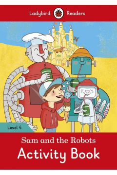 Sam and the Robots Activity Book