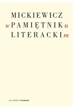 Mickiewicz w Pamiętniku Literackim