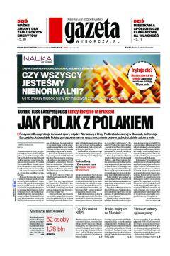 Gazeta Wyborcza - Płock 14/2016