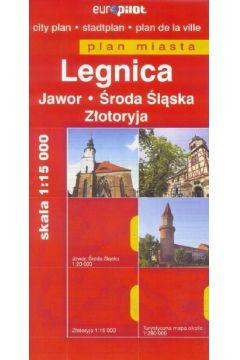 Plan Miasta EuroPilot. Legnica, Jawor