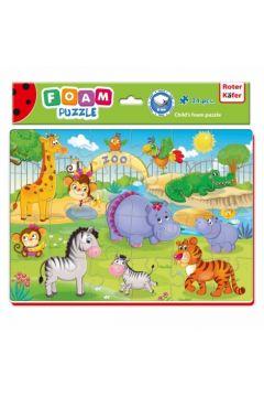Puzzle Piankowe A4 śmieszne zdjęcia rk1201-06
