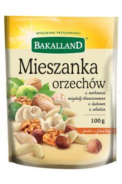 Mieszanka orzechów