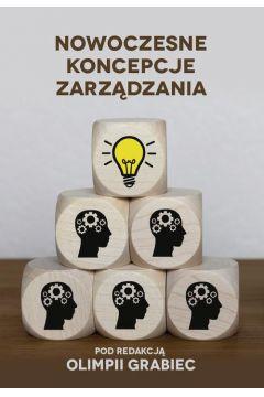 Nowoczesne koncepcje zarządzania