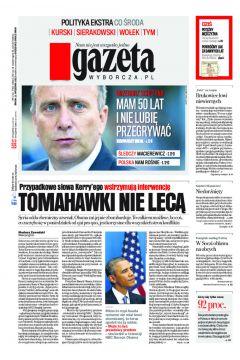 Gazeta Wyborcza - Olsztyn 212/2013