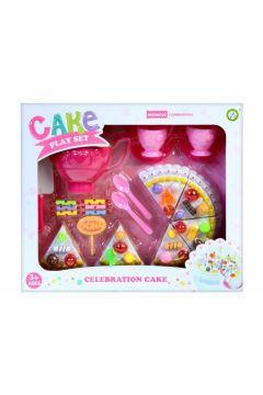 Zestaw urodzinowy z tortem