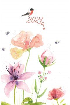 Kalendarz 2021 Tajemniczy ogród