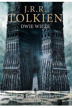 Władca Pierścieni. Tom 2. Dwie wieże. Wersja ilustrowana