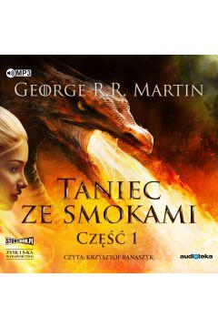 Pieśń lodu i ognia T.5 Taniec ze smokami cz.1 CD