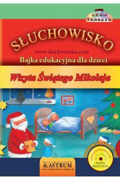 Wizyta Świętego Mikołaja - Bajka