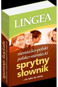 Sprytny słownik. Niemiecko-polski, polsko-niemiecki