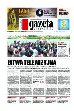Gazeta Wyborcza - Poznań 115/2015