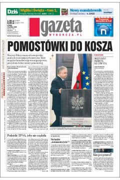 Gazeta Wyborcza - Płock 293/2008