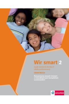 Wir Smart 2. Język niemiecki do klasy V szkoły podstawowej. Rozszerzony zeszyt ćwiczeń z interaktywnym kompletem uczniowskim