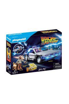 Zestaw figurek - Powrót do przyszłości DeLorean 70317