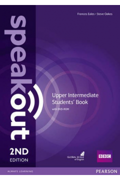 Speakout 2ed Upper-Intermediate SB and DVD PEARSON