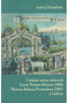 Z dziejów wystaw rolniczych