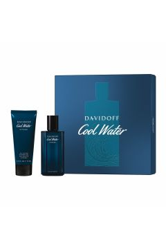 Zestaw woda perfumowana Cool Water Intense Men + Żel pod prysznic