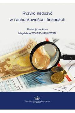 Ryzyko nadużyć w rachunkowości i finansach