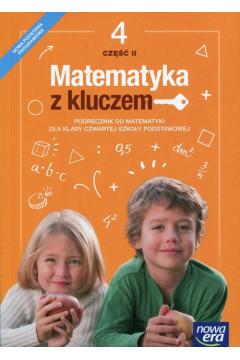 Matematyka z kluczem. Klasa 4. Część 2. Podręcznik do matematyki dla szkoły podstawowej.