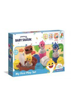 Zestaw Clemmy baby shark 17426