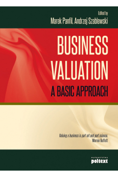 Business Valuation. A basic approach
