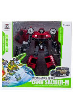 Robot 2W1 Auto MEGA CREATIVE 460125
