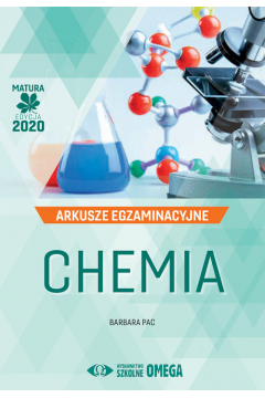 Matura 2020 Arkusze egzamin. Chemia OMEGA