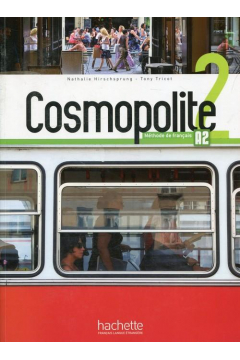 Cosmopolite 2. Podręcznik z płytą DVD