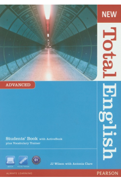 Total English New Advanced SB +CD PEARSON