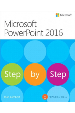 Microsoft PowerPoint 2016. Krok po kroku