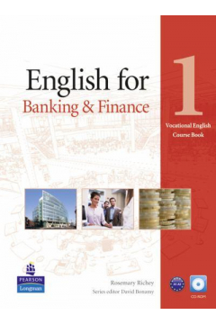 English for Banking & Finance 1 SB+CD PEARSON