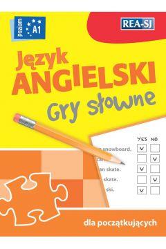Język angielski - gry słowne (poziom A1)