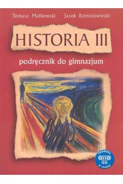 Historia 3. Podręcznik dla gimnazjum