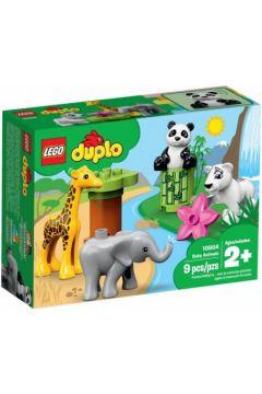 Lego Duplo. Małe zwierzątka