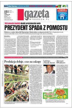 Gazeta Wyborcza - Toruń 296/2008