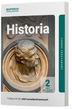 Historia 2. Podręcznik. Część 1. Zakres podstawowy. Nowożytność do końca XVII wieku. Szkoły ponadpodstawowe