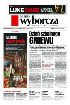Gazeta Wyborcza - Warszawa 235/2016