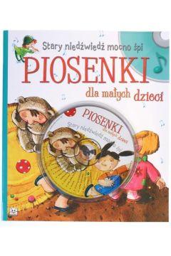 Piosenki dla małych dzieci. Stary niedźwiedź ...